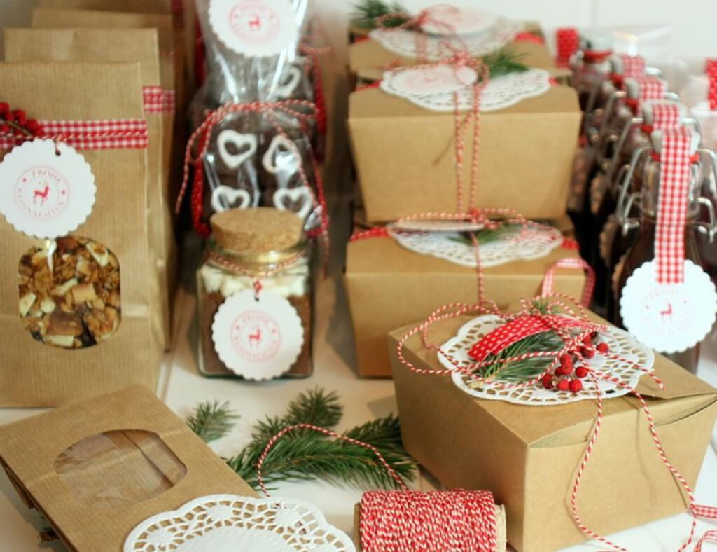 Weihnachtsgeschenke aus der Küche {flowers on my plate}